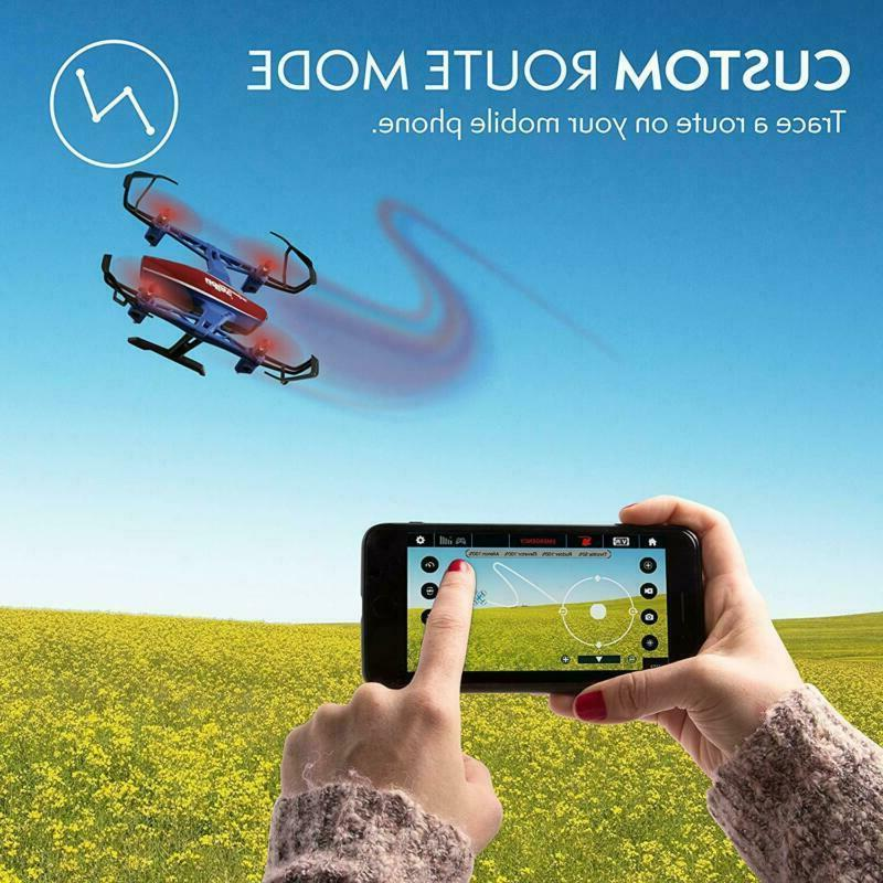 Drones With Adults U28W Vr Drone With Camera
