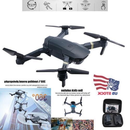 FPV HD Camera Aircraft Foldable Selfie Trajectory