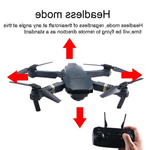 FPV HD Aircraft Foldable Selfie Toy