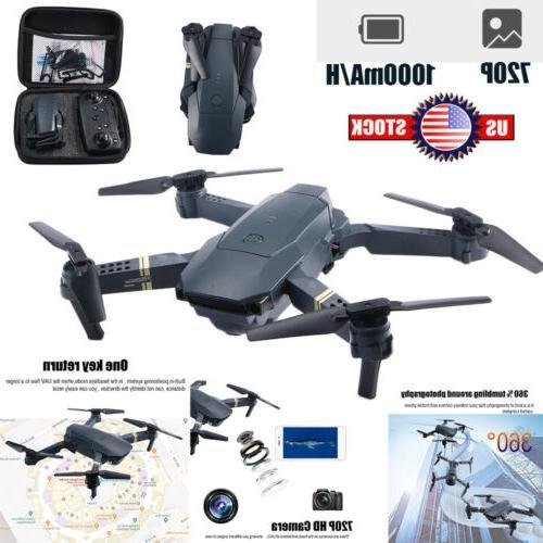 fpv wifi drone hd camera aircraft foldable