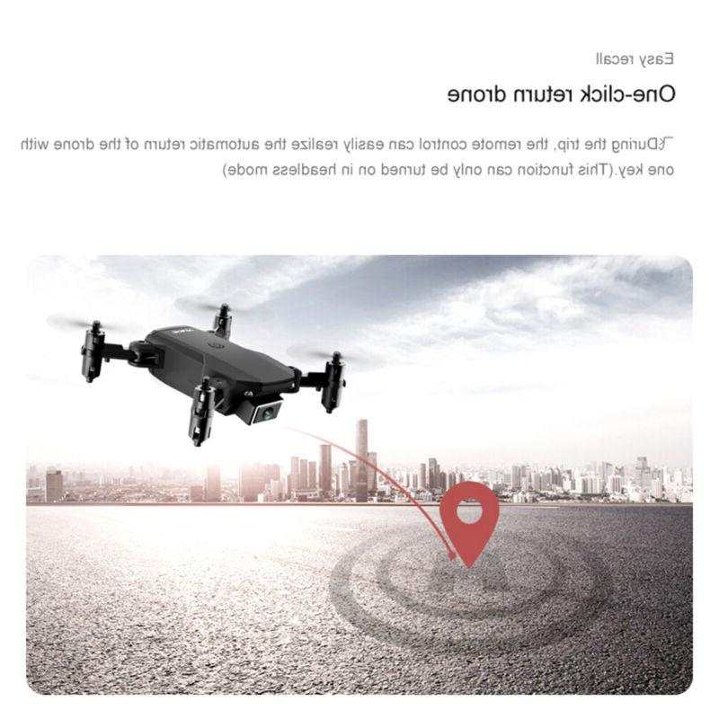 FPV With HD Aircraft Foldable Selfie