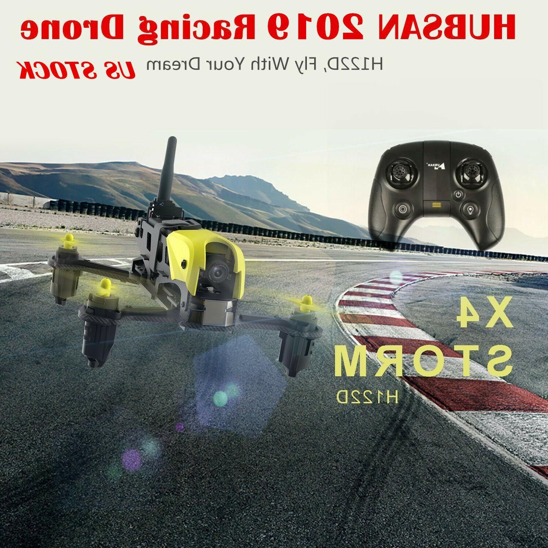 Hubsan H122D PRO X4 FPV STORM Micro Racing Drone 720P Camera