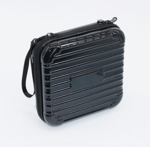 Rantow Hardshell Case Parrot Perfect Black
