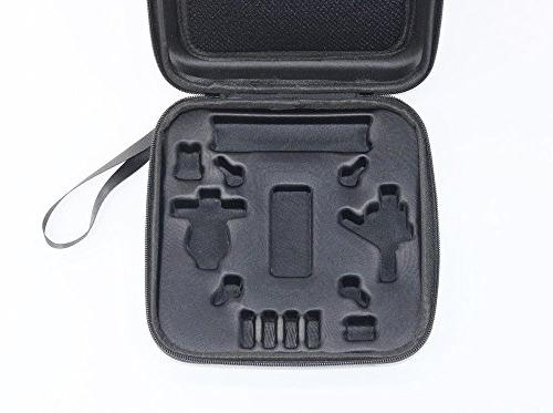 Rantow Hardshell Case For Parrot Mambo Drone Quadcopter, Perfect Case Box for RC Mambo