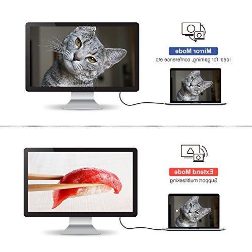 HDMI to DVI-D 1080P DVI Conveter, 3D, 0.15M Black