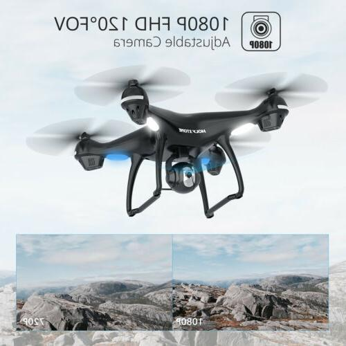 Holy Stone Drone 1080P HD Video Camera FPV GPS Quadcopter