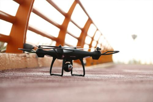 Holy Drone with HD Video WIFI Camera GPS
