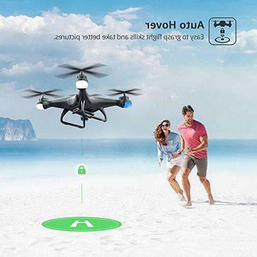 Holy FPV RC with 1080P HD Camera Video 120°Wide-Angle
