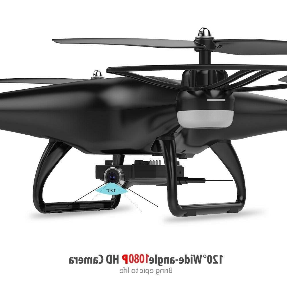 RC Drones with WiFi HD Video Quadcopter