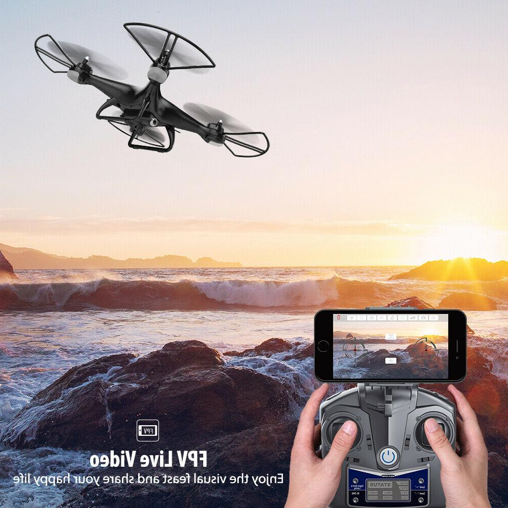 Holy RC with WiFi HD Camera Video Quadcopter