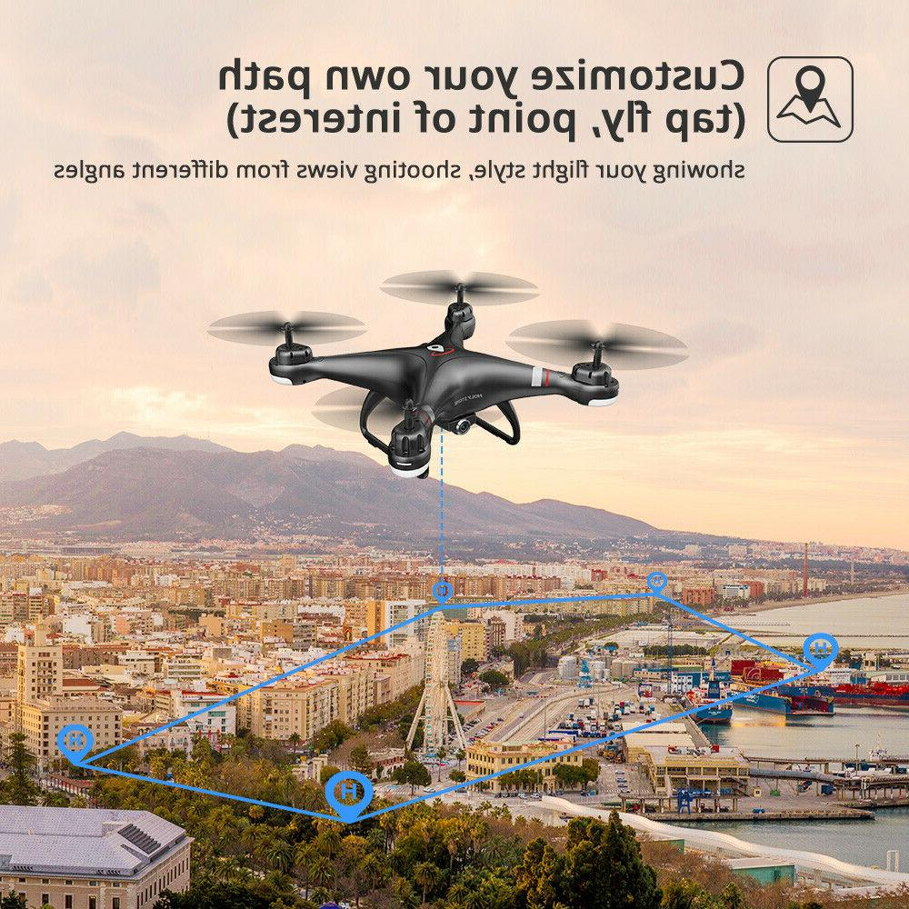 Holy Drone with Video Camera Follow Me