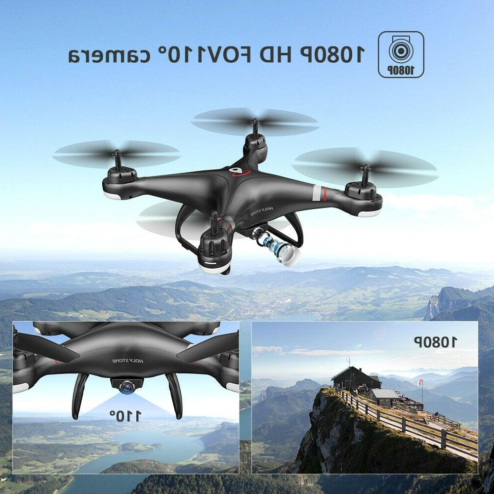 Holy Stone FPV Drone 1080P Video Follow