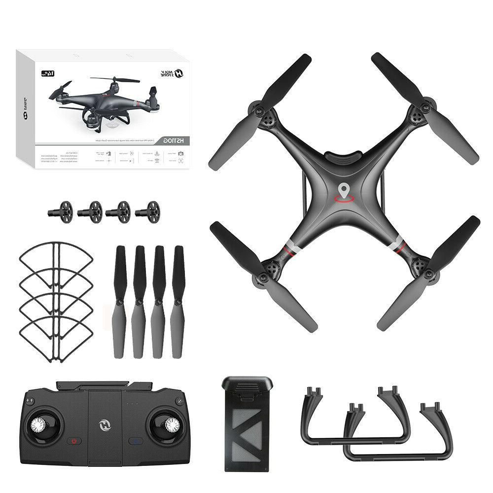 Holy Stone HS110G Drone with HD Follow