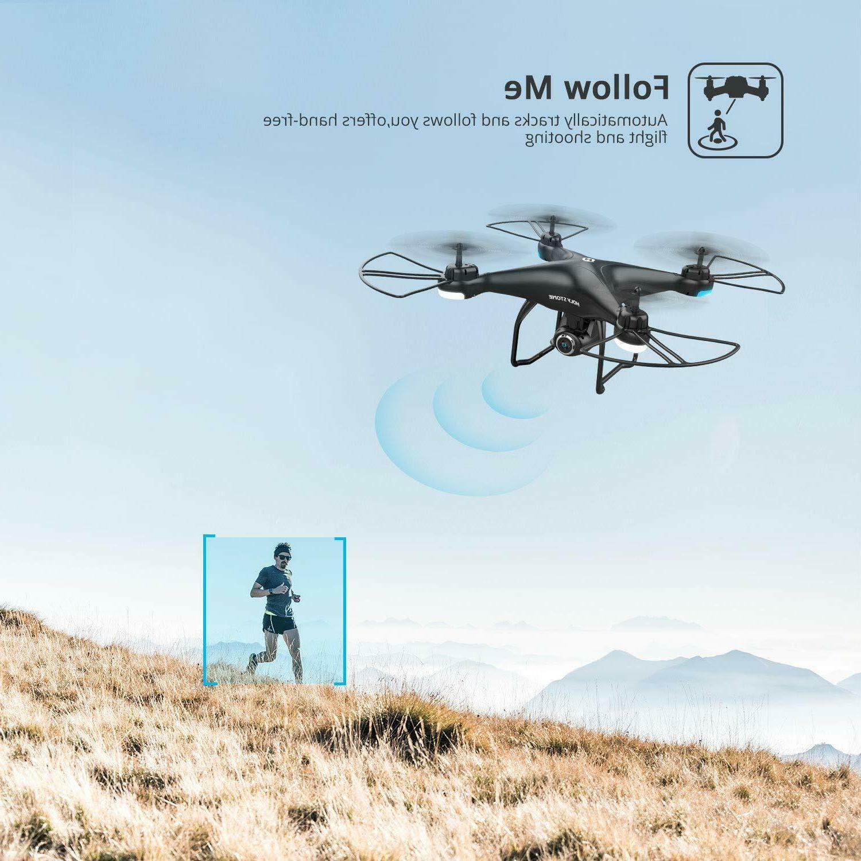 Holy Drones Camera GPS RC Follow