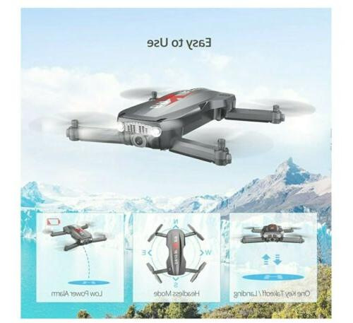 Holy HS160 Foldable Drone with HD WiFi Adults and