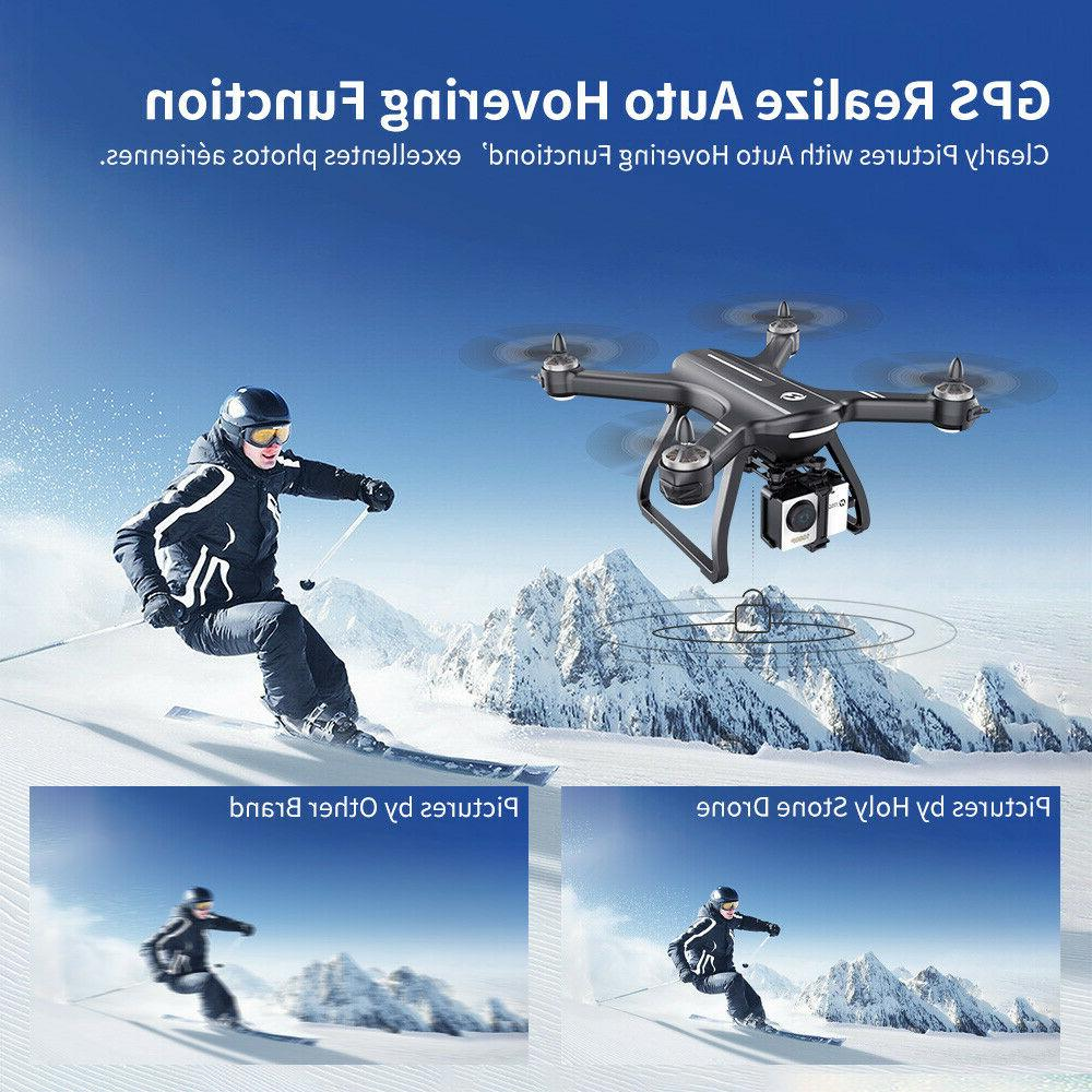 Holy Stone FPV GPS RC Drone 1080p Camera