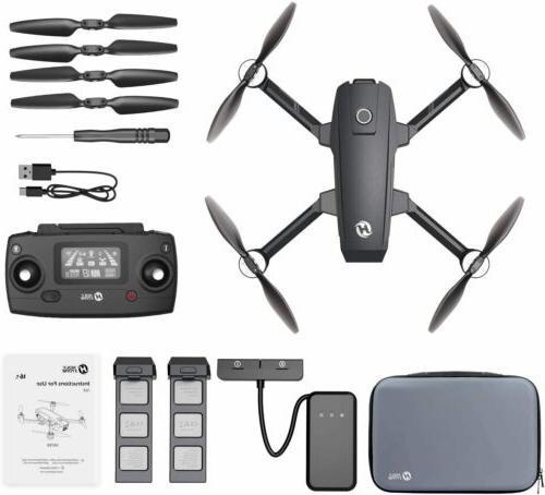 Holy Stone 4K EIS Drone Anti-shake Camera GPS Battery