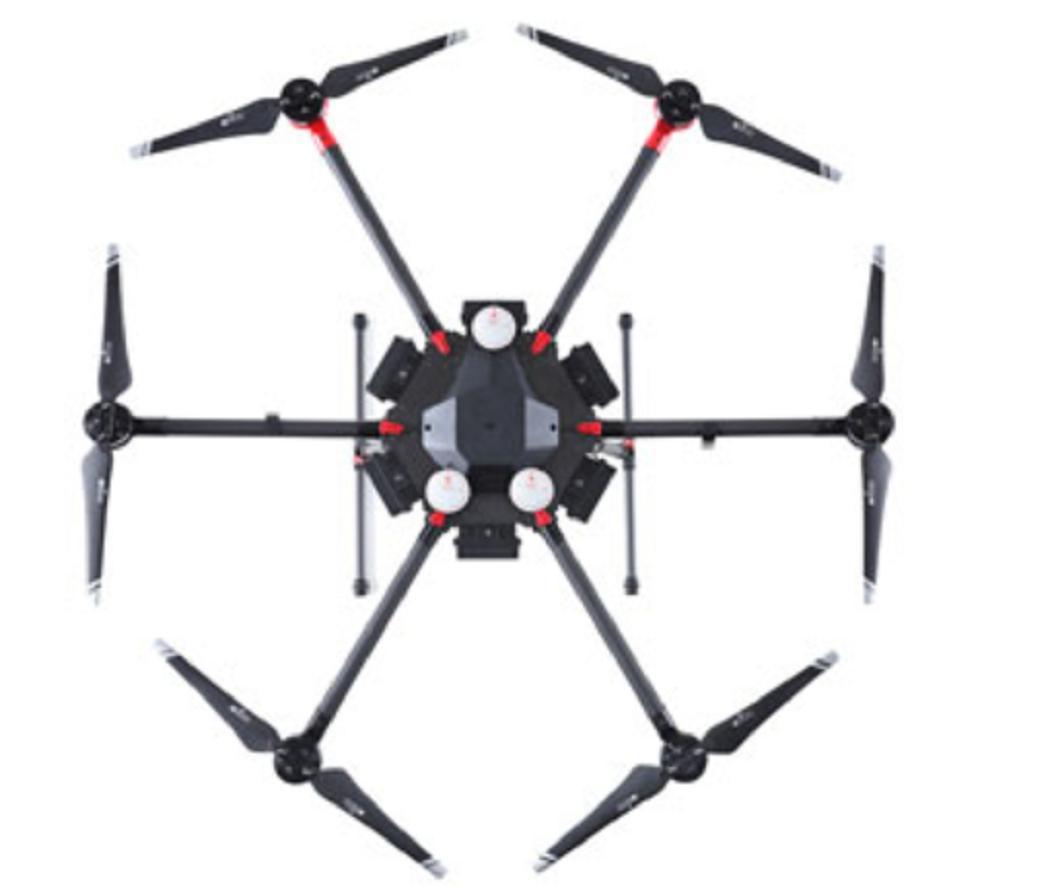 DJI 600 drone
