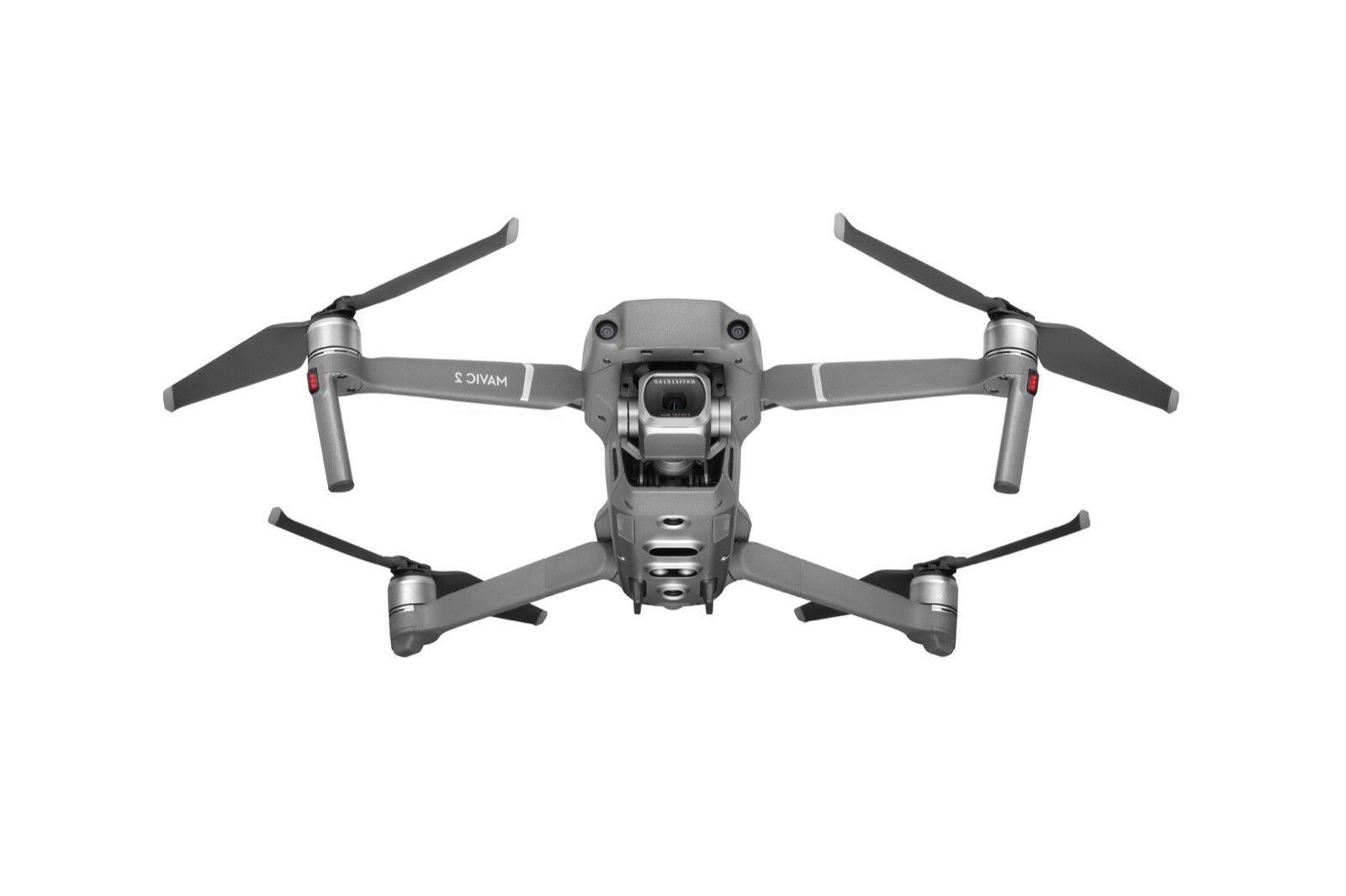 DJI Mavic 2 Drone with + Fly Waterproof Case+More
