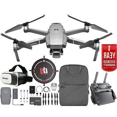 DJI Mavic Pro Drone Mobile Go Extended Bundle