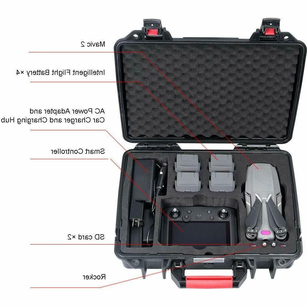 DJI Drone + Fly Waterproof Case+More