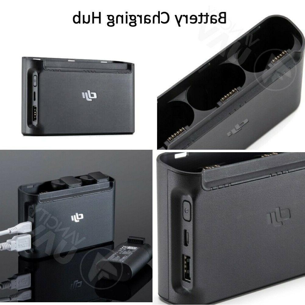 DJI Mavic Mini More Combo Camera 3 Batteries SanDisk Card