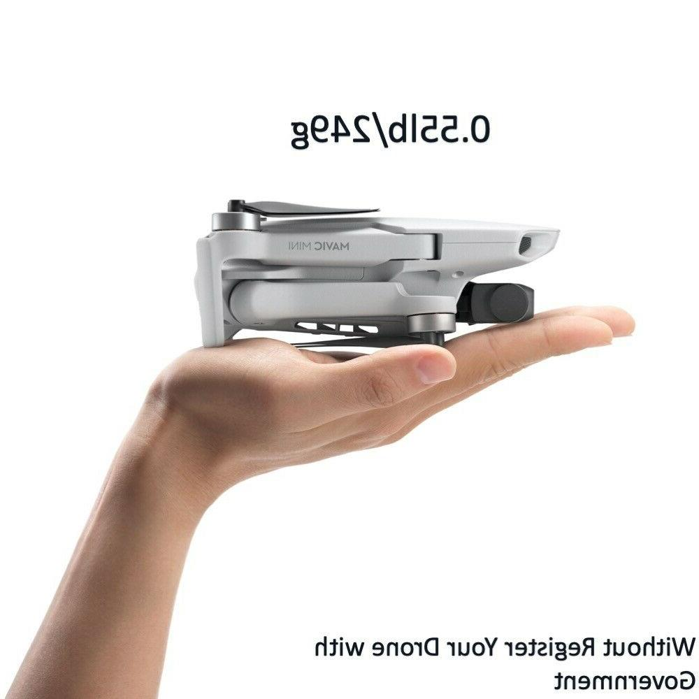 DJI More Combo Camera 3 Batteries 64GB SanDisk SD Card