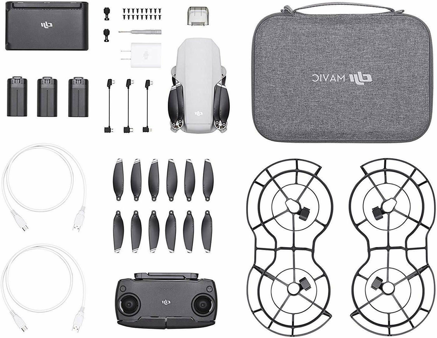 DJI Mini Fly More - Drone with Pro