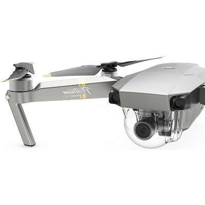 DJI Mavic Platinum Quadcopter Drone Camera More