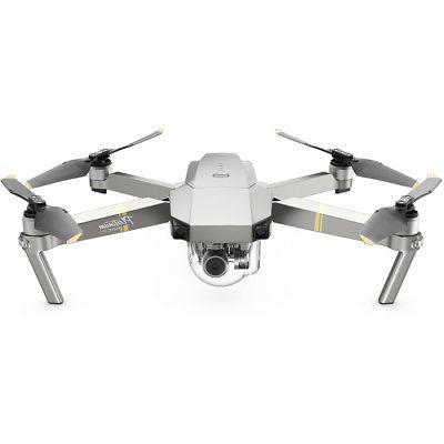 DJI Quadcopter Drone Camera More