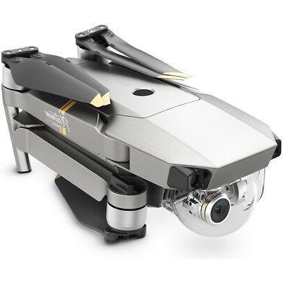 DJI Mavic Platinum Quadcopter Camera Wi-Fi More Combo