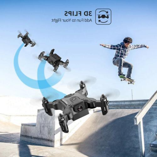 Mini Drone WIFI FPV With HD Camera Quadcopter