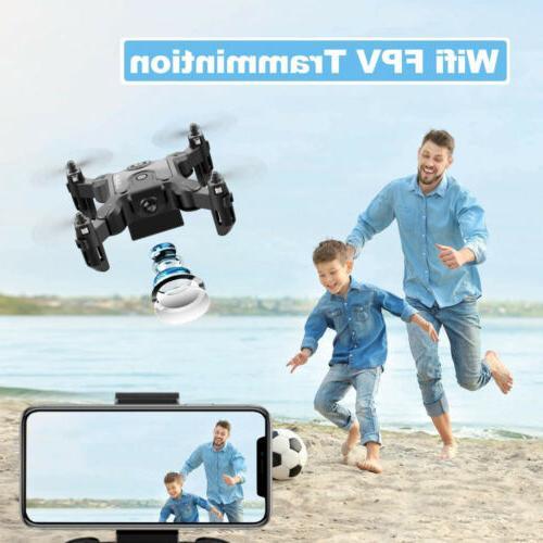 Mini WIFI Camera RC Quadcopter