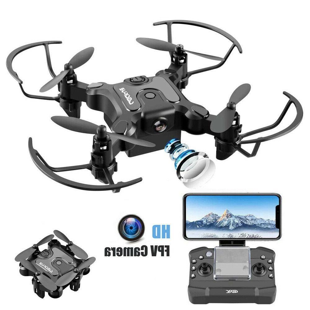 mini drone 4drc v2 selfie wifi fpv