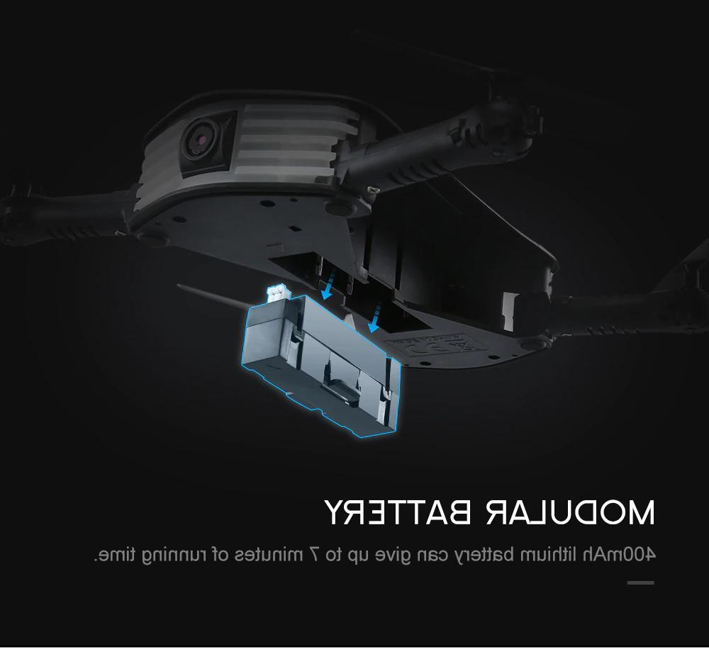 Mini Foldable Drone With Video Quadcopter for Adults