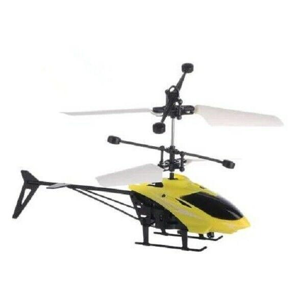 Mini Helicopter Infrared Quadcopter Kid Toy