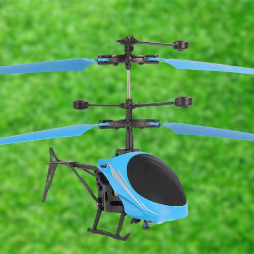 Mini RC Drone Helicopter Infrared Funny Aircraft Quadcopter Toy