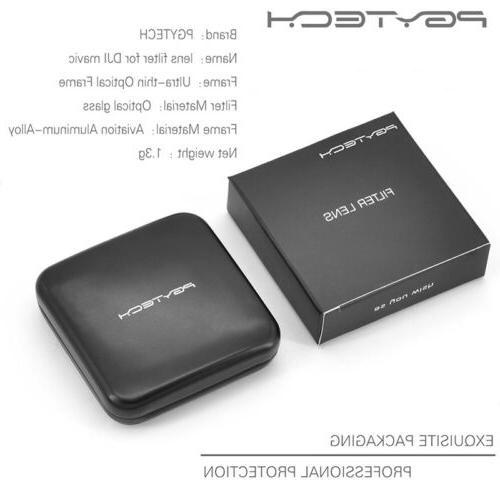 PGYTECH ND4 ND8 ND16 5pc Pro