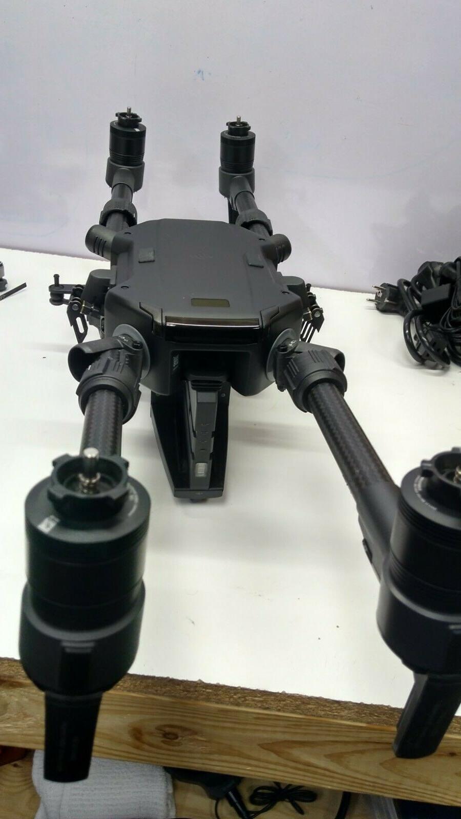 OPEN DJI M210 v1 DRONE