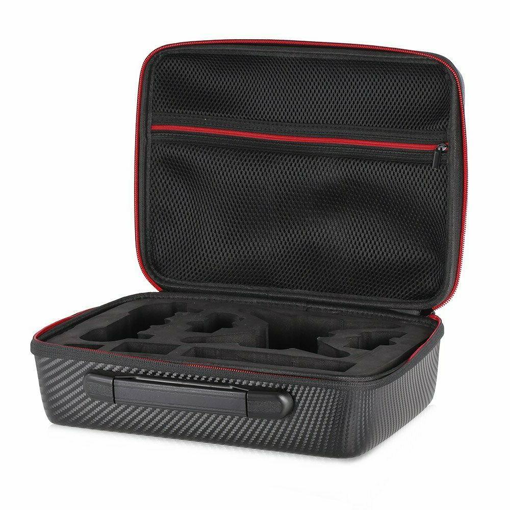 outdoor shockproof waterproof carbon fiber handbag