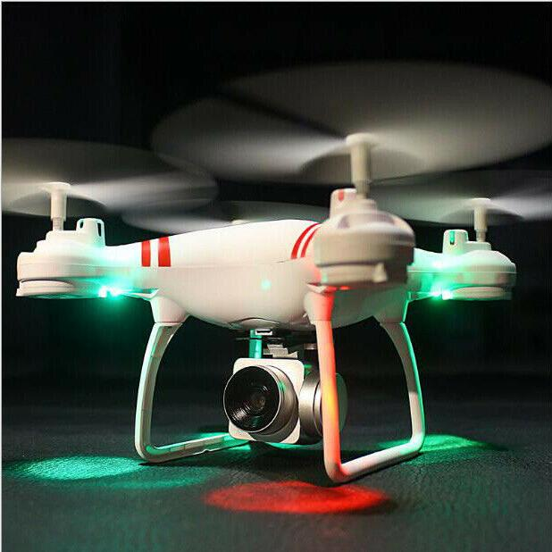 PHANTOM ADJUSTABLE RC DRONE WIFI HD