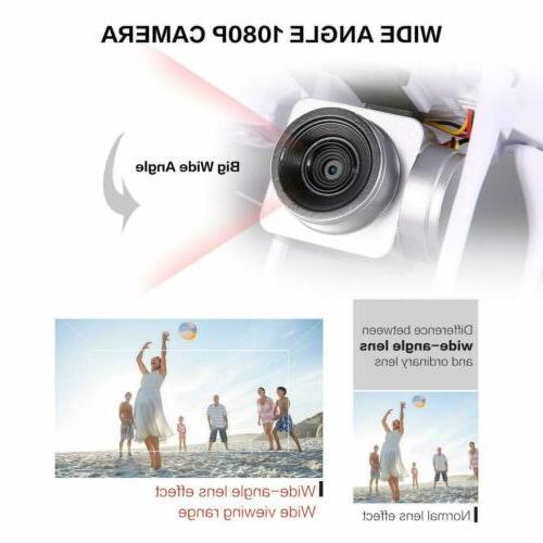 Phantom GPS WiFi Camera Quadcopter Camera