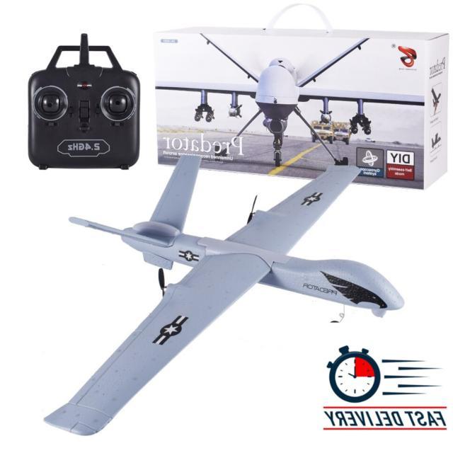 Predator Drone Flying Glider, to