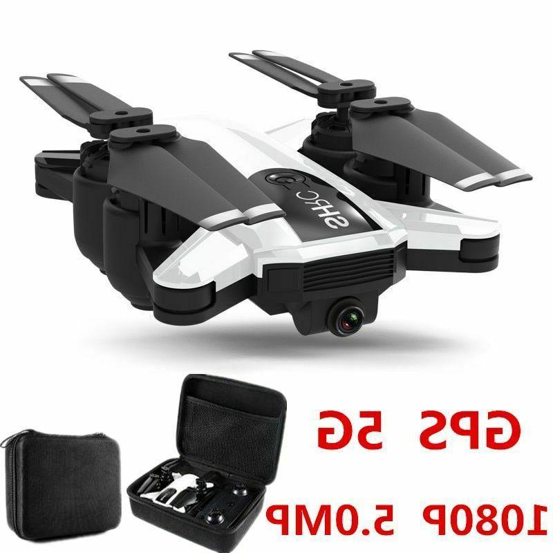 Profession Drone GPS 1080P HD Camera 5G Follow me WIFI FPV R