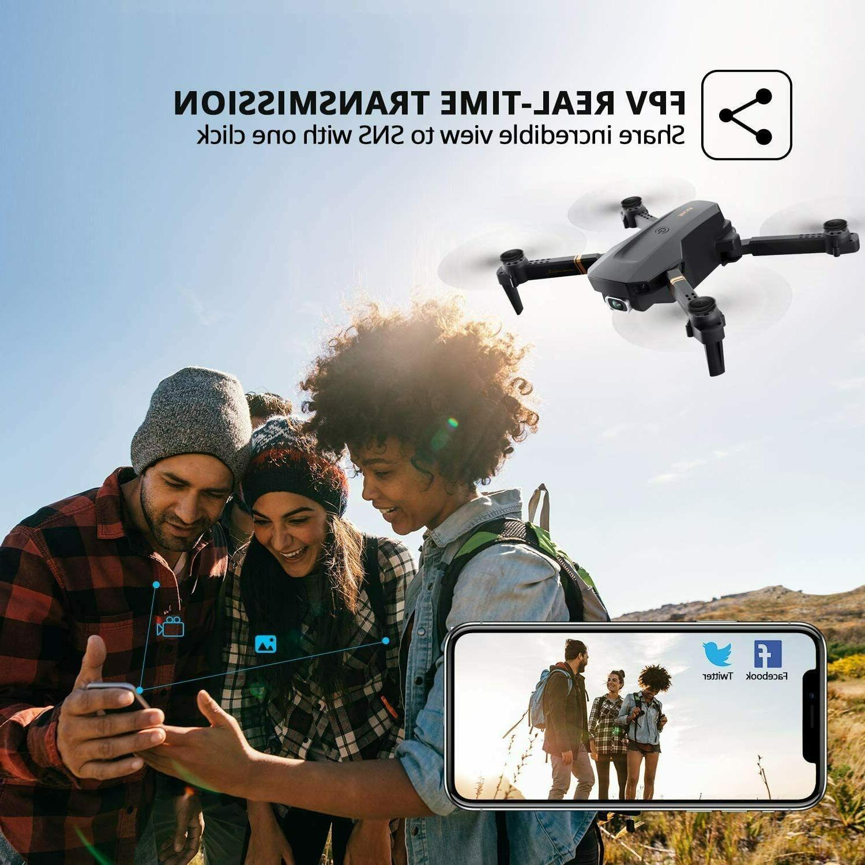 RC HD Dron Wifi Drones Profess