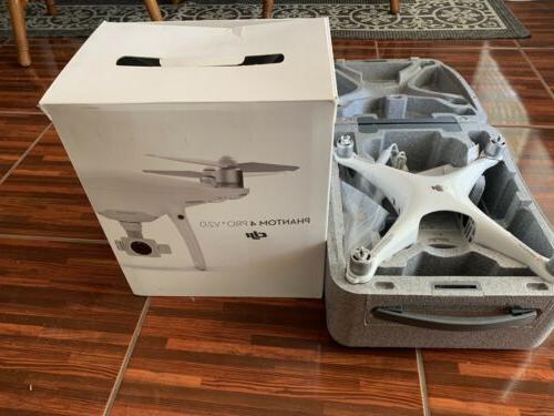 4 Pro Drone No No Battery