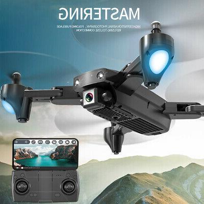 CSJ S166 GPS Drone 2.4G FOV 120° WIFI FPV 720P Camera Adult