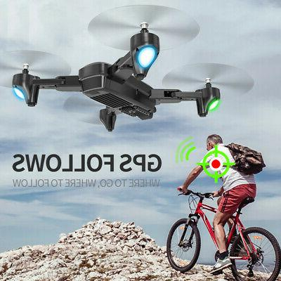 US S166GPS with Camera Quadcopter for Battery