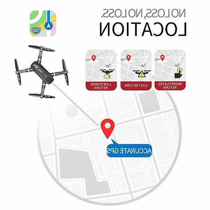 S167 Drone with HD Camera 5G WIFI Way-point Flying