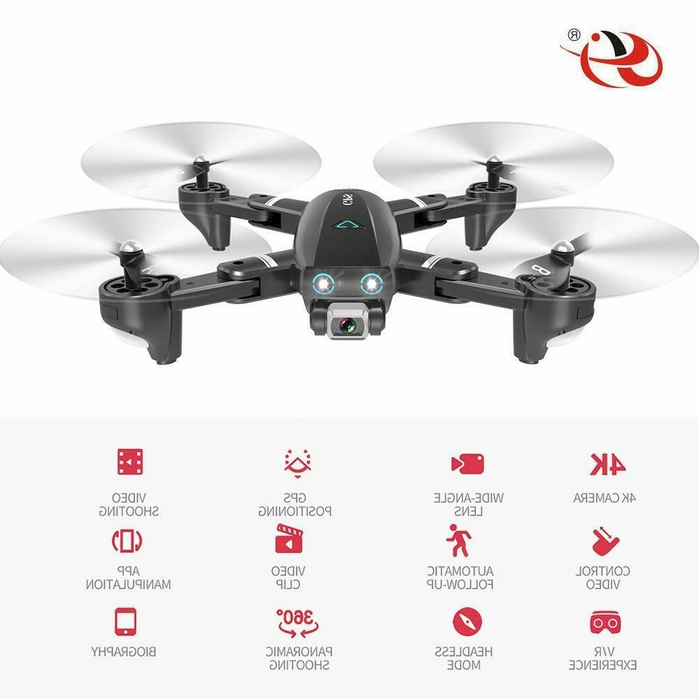 S167 Pro Drone Camera 5G Way-point Flying Brush